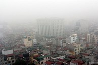 Dự báo thời tiết 5/3, sương mù bao phủ miền Bắc
