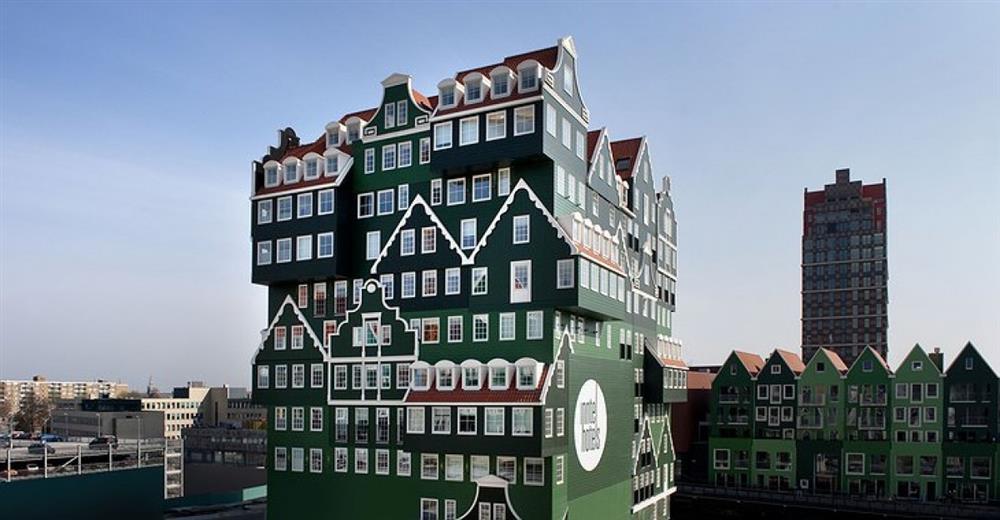 Những ngôi nhà có thiết kế kỳ quái, độc đáo trên thế giới-2