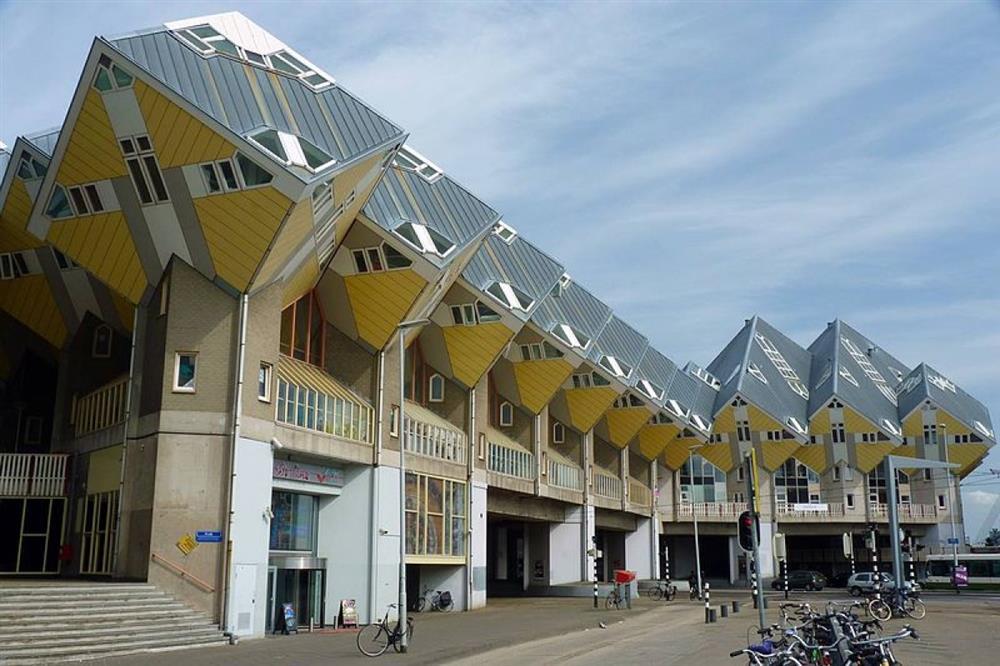 Những ngôi nhà có thiết kế kỳ quái, độc đáo trên thế giới-7