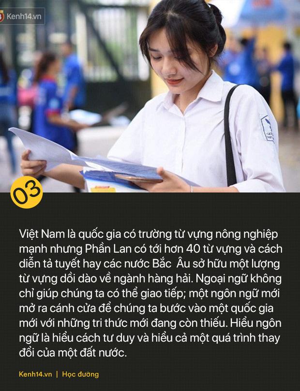 Tiếng Hàn và tiếng Đức trở thành môn học bắt buộc: Thế giới phẳng không có nghĩa là tất cả phải học tiếng Anh!-3