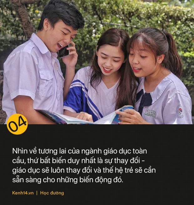 Tiếng Hàn và tiếng Đức trở thành môn học bắt buộc: Thế giới phẳng không có nghĩa là tất cả phải học tiếng Anh!-4