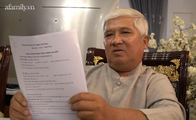Thêm nạn nhân tố bị lương y Võ Hoàng Yên lừa ký giấy vay nợ tiền tỷ, đe dọa ép giao 19ha đất-2