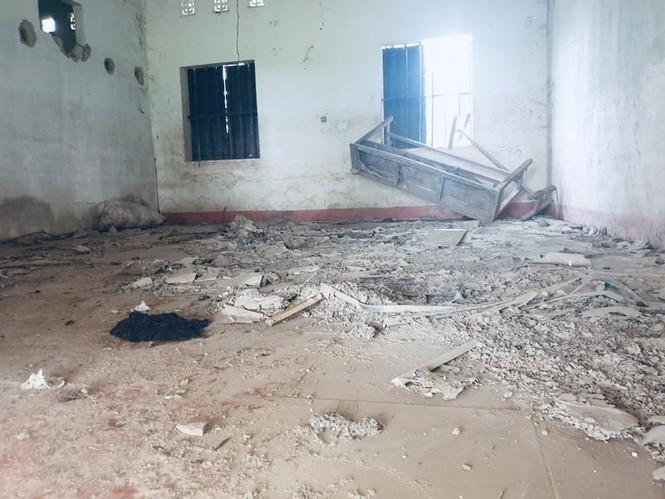Nhếch nhác bên trong trung tâm chữa bệnh của thần y Võ Hoàng Yên ở Hà Tĩnh-5