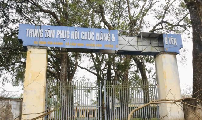 Nhếch nhác bên trong trung tâm chữa bệnh của thần y Võ Hoàng Yên ở Hà Tĩnh-7