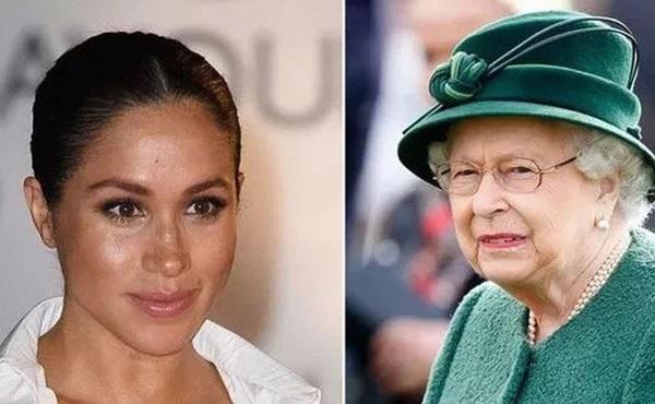 Meghan Markle chính thức tuyên chiến với hoàng gia Anh trong đoạn clip mới, chỉ nói đúng một câu nhưng khiến nhà chồng phải chao đảo-3