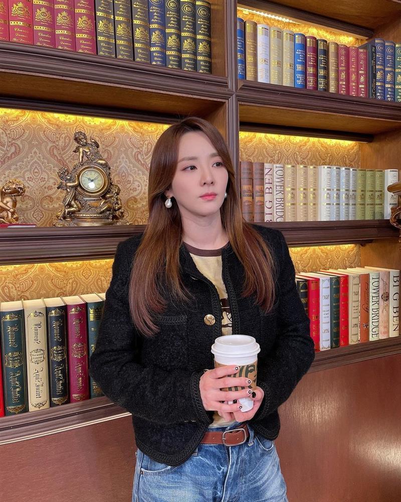 5 kiểu tóc sao Hàn 30+ đang kết thân để trông trẻ như gái đôi mươi, vẻ sang - xịn - mịn thì khỏi bàn cãi-4