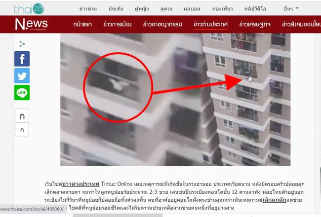 Clip: Thời sự Hàn Quốc gọi việc Nguyễn Ngọc Mạnh cứu bé gái ở tầng 12 là một câu chuyện như phim-4