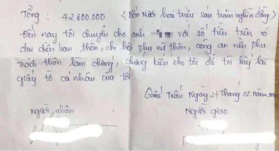 Vụ cô giáo xinh đẹp bị chồng đòi 42 triệu tiền ăn, tiền khám khi chia tay: 2 vợ chồng chưa ly hôn, vẫn đang chung sống!-2