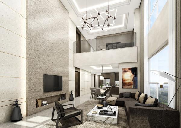 Hé lộ chủ nhân những căn Duplex 'triệu đô' giữa Hà Nội-2
