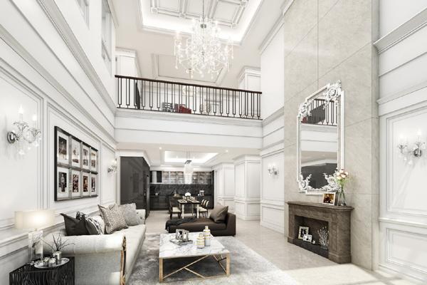 Hé lộ chủ nhân những căn Duplex 'triệu đô' giữa Hà Nội-1