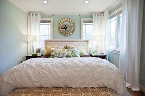 Giường ngủ kê kiểu này phạm đại kỵ phong thủy, vợ chồng suốt ngày cãi vã, sớm muộn cũng chia ly-2