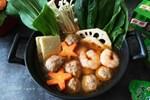 Cách nấu lẩu thịt viên rau củ, ngọt nước, thơm lừng