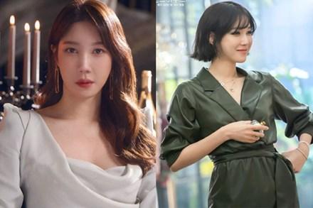 Lee Ji Ah tái xuất Penthouse 2 với mái tóc ngắn: Độ sang xịn lên một tầm cao mới, trẻ và chất đến độ không ai nghĩ đã 43 tuổi