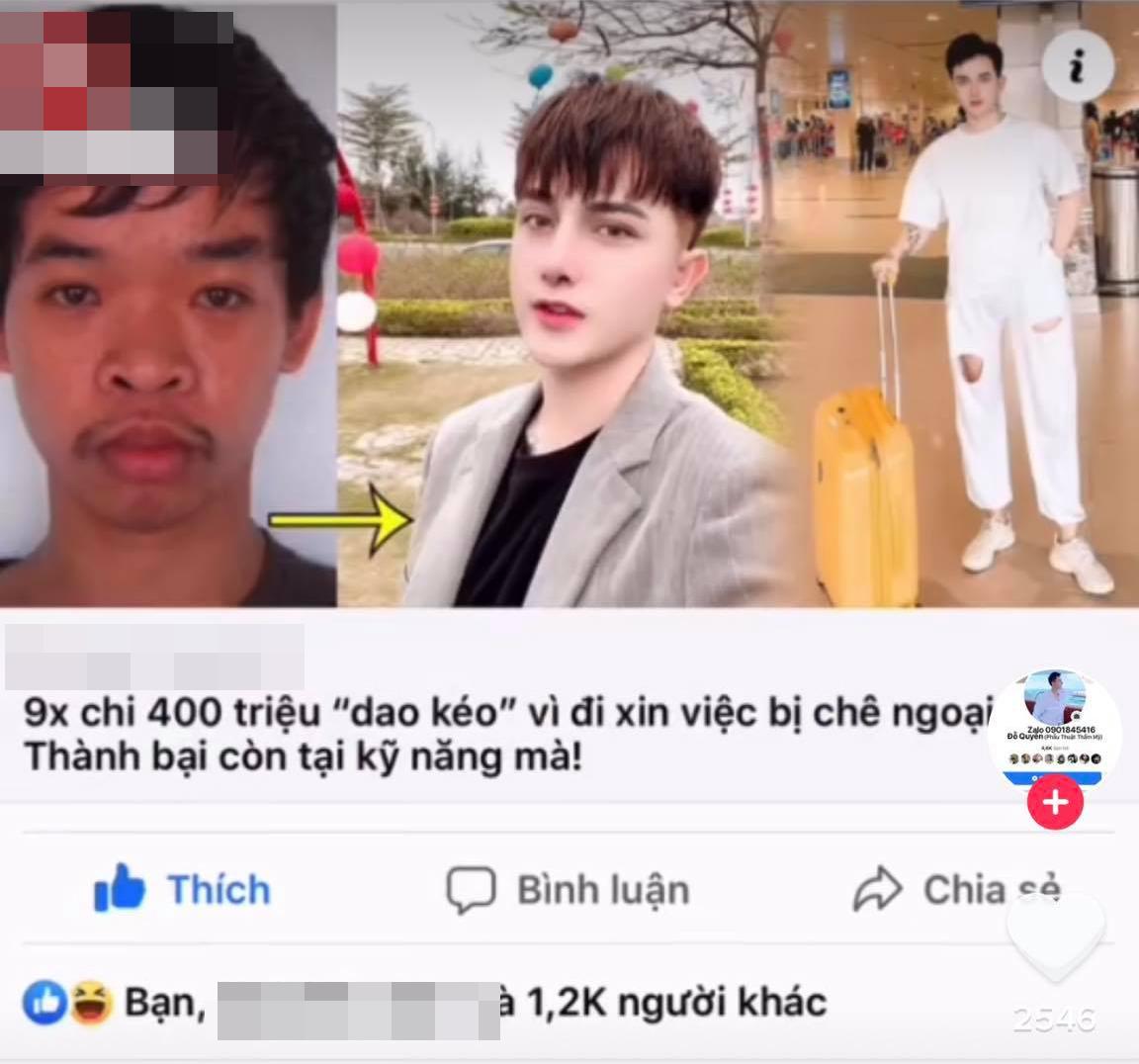 Sự thật màn lột xác của thanh niên Việt lên báo nước ngoài: Lấy ảnh của tội phạm hiếp dâm tự nhận là mình trước phẫu thuật thẩm mỹ-3