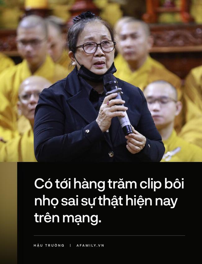 Phỏng vấn nóng mẹ Vân Quang Long: Họ vu khống chúng tôi mà không có chứng cứ, thậm chí nguyền rủa hai cháu nội của tôi-2