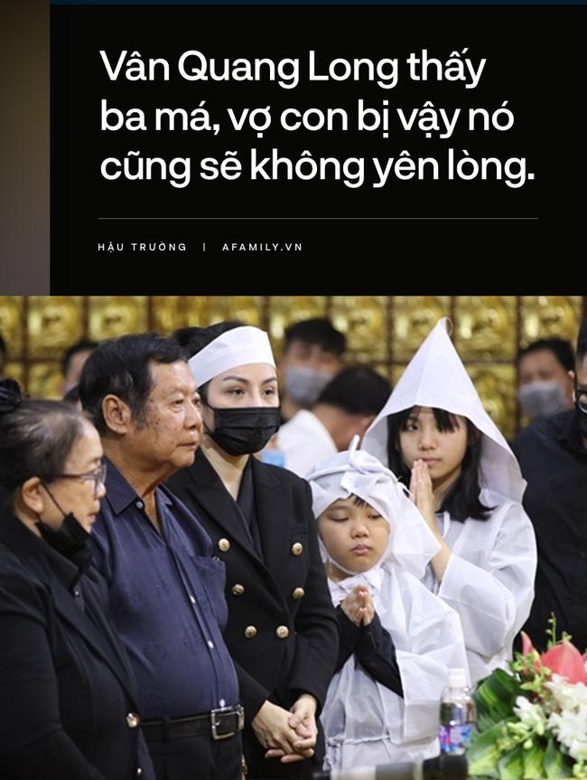 Phỏng vấn nóng mẹ Vân Quang Long: Họ vu khống chúng tôi mà không có chứng cứ, thậm chí nguyền rủa hai cháu nội của tôi-4