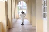 Các trường Đại học ở Hà Nội thực hiện vệ sinh, khử khuẩn chuẩn bị đón sinh viên trở lại