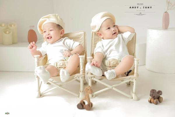 Tiết lộ tên thật của cặp sinh đôi nhà Hồ Ngọc Hà, Đặng Thu Thảo và loạt em bé nhà sao Việt mới chào đời-6