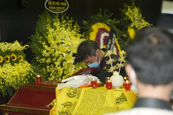 Tang lễ NSND Trần Hạnh và những khoảnh khắc khiến công chúng nghẹn lời-2
