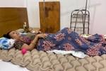 Trịnh Kim Chi đến viện thăm NS Hoàng Lan: Tôi xót xa và lo cho tình trạng hiện tại của chị Lan-4