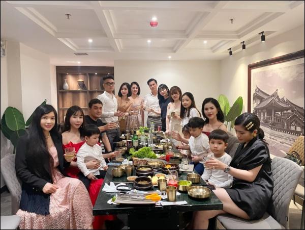 Văn minh sau ly hôn như Việt Anh và vợ cũ: Vẫn đứng chung một khung hình, cùng tổ chức mừng sinh nhậtcon trai-3