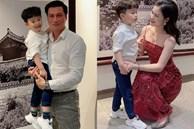 Văn minh sau ly hôn như Việt Anh và vợ cũ: Vẫn đứng chung một khung hình, cùng tổ chức mừng sinh nhậtcon trai