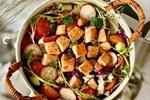 Ngon thế này mà lại ăn thoải mái không sợ tăng cân - đây chính là món salad phải có trong thực đơn của bạn!