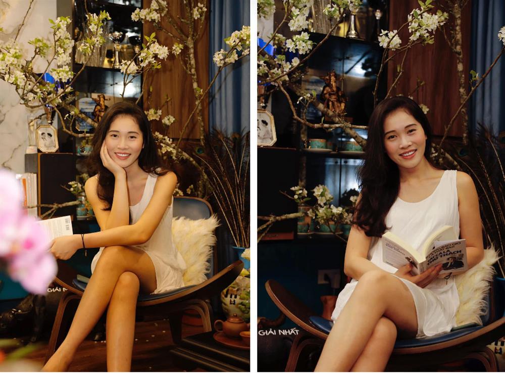Bà xã Shark Hưng xinh đẹp mơ màng bên hoa lê đón ngày 8/3, nhưng câu chốt của vị tổng tài U50 mới khiến dân tình phát sốt-1