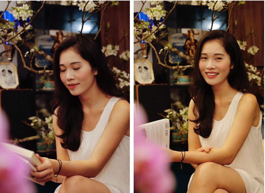 Bà xã Shark Hưng xinh đẹp mơ màng bên hoa lê đón ngày 8/3, nhưng câu chốt của vị tổng tài U50 mới khiến dân tình phát sốt-2