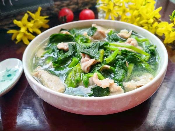 Tháng 3, loại rau mầm này là báu vật, mang đi nấu canh thì nước ngọt vô cùng, lại bổ và cực tốn cơm-1