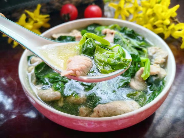 Tháng 3, loại rau mầm này là báu vật, mang đi nấu canh thì nước ngọt vô cùng, lại bổ và cực tốn cơm-2