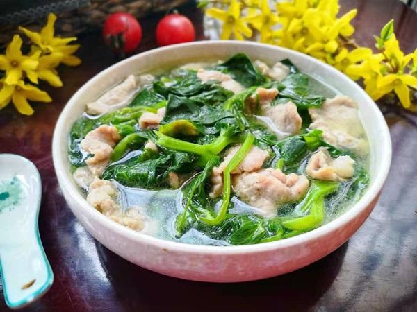 Tháng 3, loại rau mầm này là báu vật, mang đi nấu canh thì nước ngọt vô cùng, lại bổ và cực tốn cơm-3