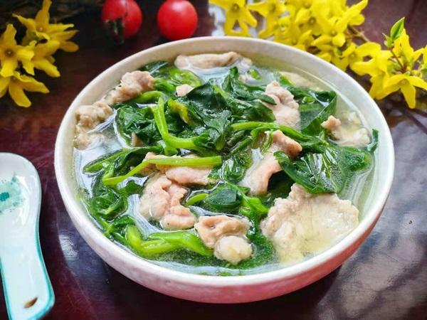 Tháng 3, loại rau mầm này là báu vật, mang đi nấu canh thì nước ngọt vô cùng, lại bổ và cực tốn cơm-11