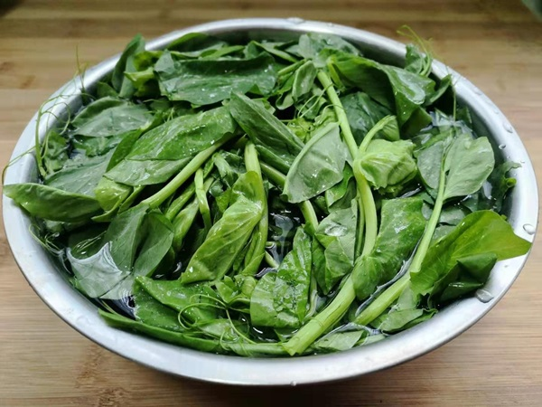 Tháng 3, loại rau mầm này là báu vật, mang đi nấu canh thì nước ngọt vô cùng, lại bổ và cực tốn cơm-6