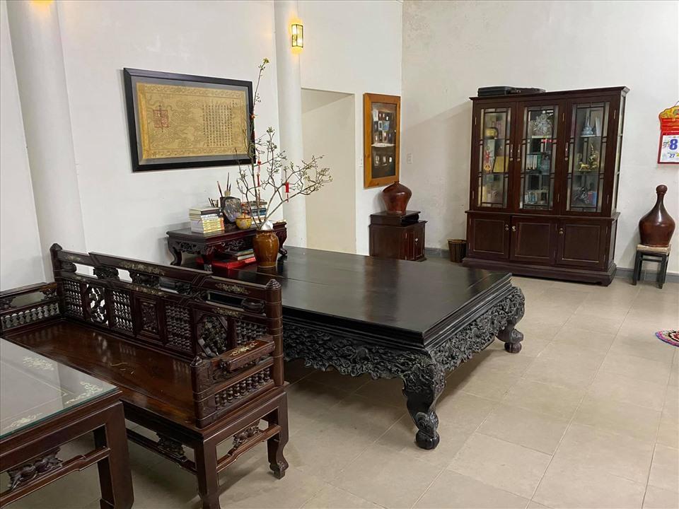 Biệt thự cổ xưa rộng 500m2 của gia đình ca sĩ Long Nhật tại Huế-10