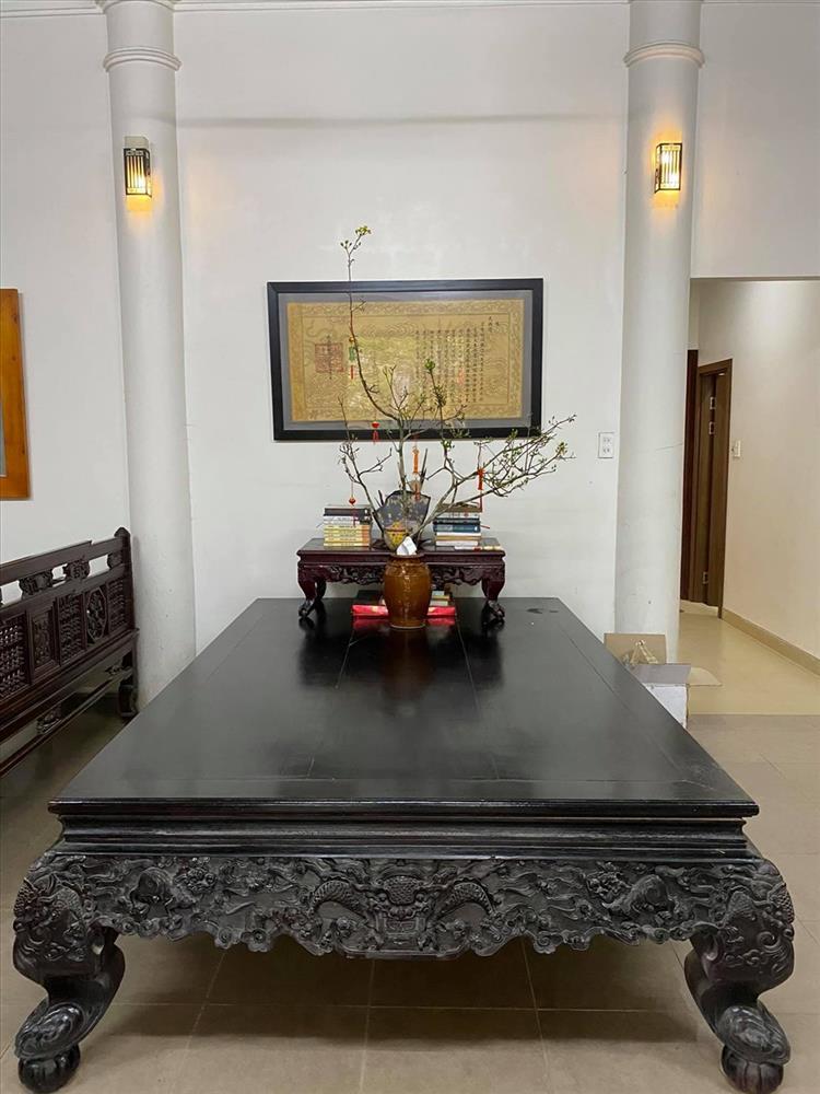 Biệt thự cổ xưa rộng 500m2 của gia đình ca sĩ Long Nhật tại Huế-11
