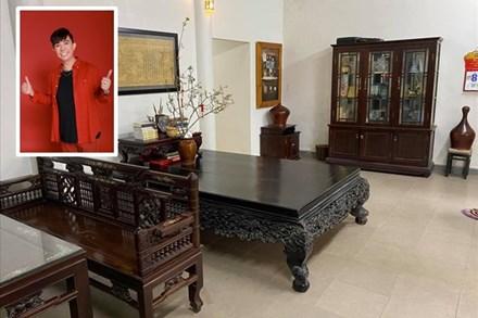 Biệt thự cổ xưa rộng 500m2 của gia đình ca sĩ Long Nhật tại Huế