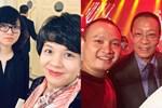 Cậu ấm, cô chiêu nhà MC VTV: Bất ngờ  học vấn của con gái Diễm Quỳnh, Tạ Bích Loan