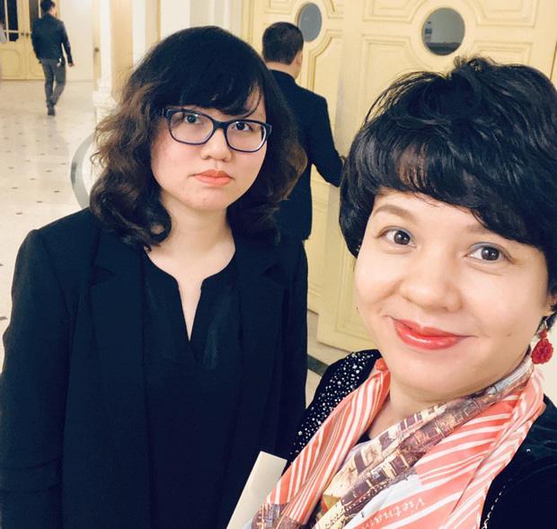Cậu ấm, cô chiêu nhà MC VTV: Bất ngờ  học vấn của con gái Diễm Quỳnh, Tạ Bích Loan-8