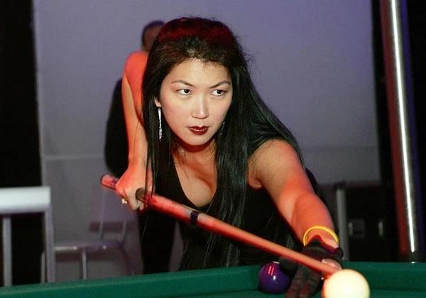Nữ cơ thủ bi-a người Mỹ gốc Hàn bị ung thư buồng trứng, nếu thuộc nhóm người này bạn cũng nên cẩn thận-1