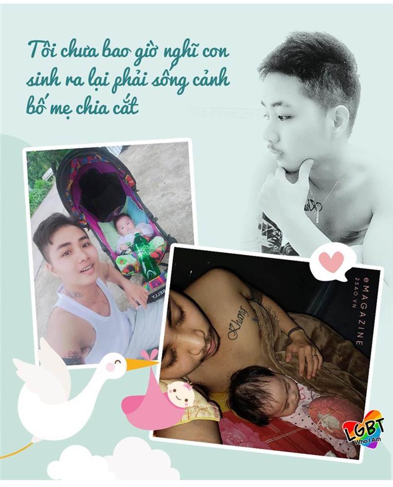 Người đàn ông Việt Nam đầu tiên sinh con: Tôi còn thương vợ cũ-1