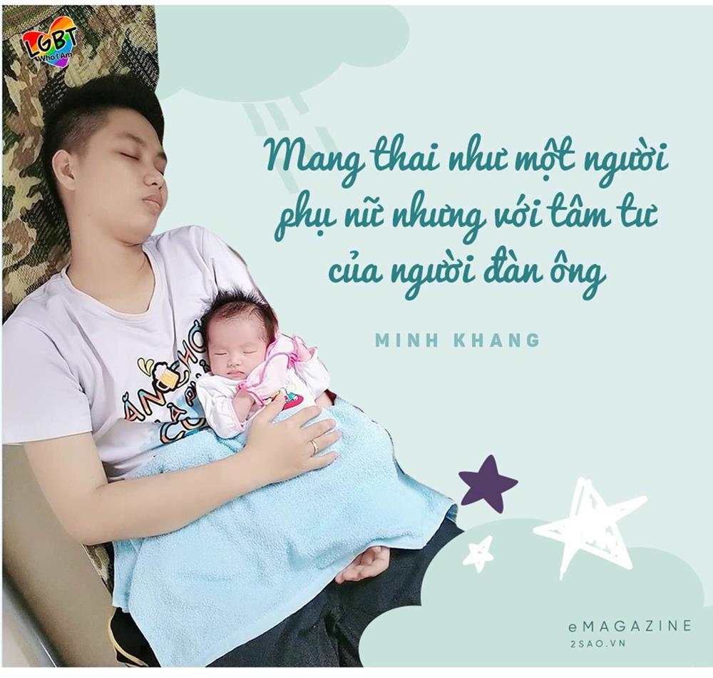 Người đàn ông Việt Nam đầu tiên sinh con: Tôi còn thương vợ cũ-3