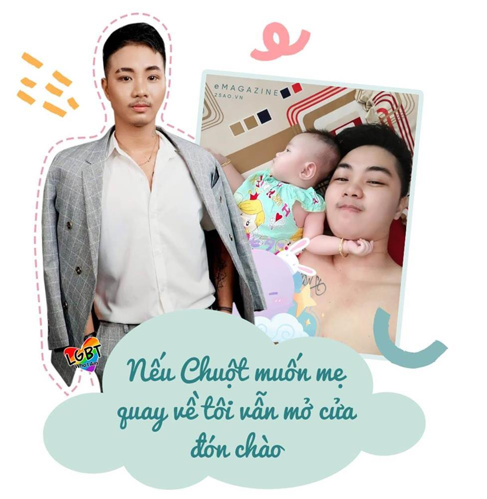 Người đàn ông Việt Nam đầu tiên sinh con: Tôi còn thương vợ cũ-6