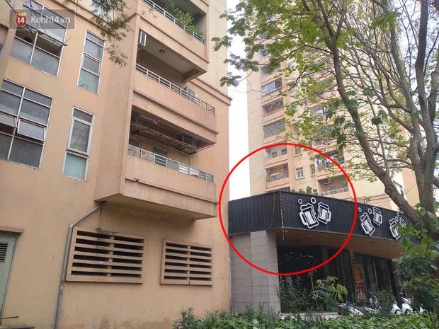 Hà Nội: Nữ sinh lớp 10 rơi từ tầng cao chung cư xuống mái tôn tử vong-2
