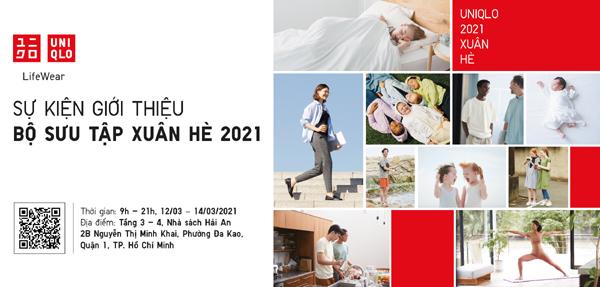 Uniqlo tổ chức chuỗi talkshow đặc biệt ra mắt BST Xuân Hè 2021-1