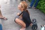 Người phụ nữ bị bắt khi mang xe trộm cắp từ Đồng Nai lên Sài Gòn tiêu thụ ngày 8/3