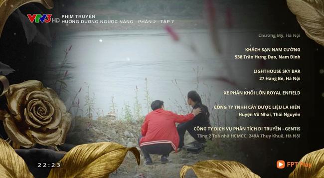 Hướng dương ngược nắng: Kiên đem hoa tang đến dòng sông Châu tự vẫn, hóa giải hiểu lầm thì đã muộn-2