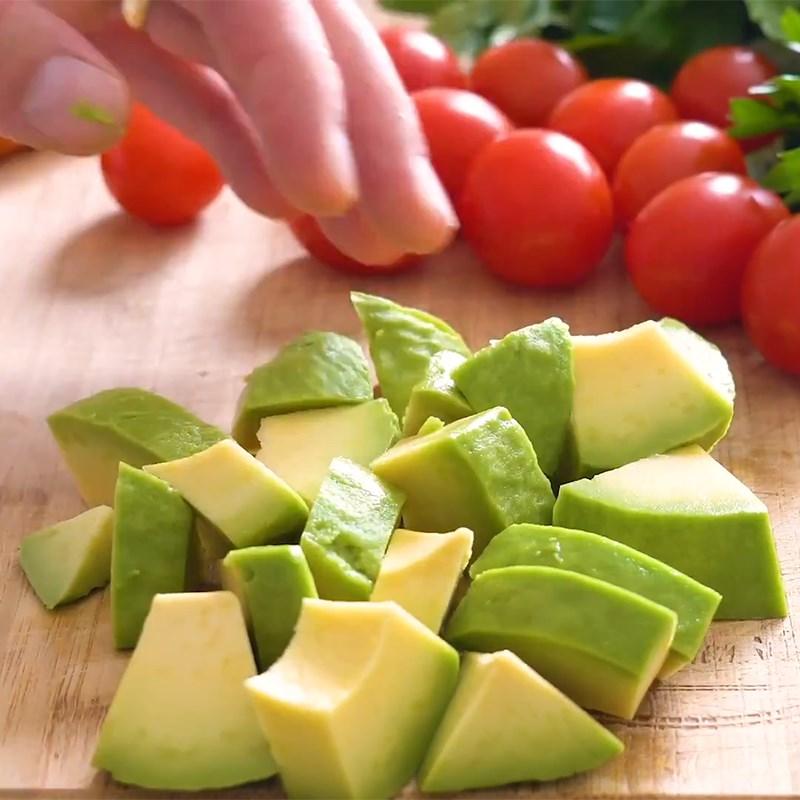 Salad 7 sắc cầu vồng giúp chị em vừa no bụng, vừa sướng mắt: Không muốn tăng cân thì bữa tối cứ chén ngay 1 bát này!-3