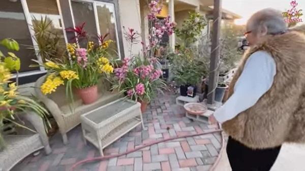 Hé lộ nhà rộng 2000 m2 của Bằng Kiều tại Mỹ, cây quý bằng cả gia tài, phải xích lại-3