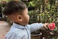 Hình ảnh cận mặt cậu con trai mà Hòa Minzy đã giữ kín suốt hơn 1 năm